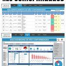 Planilha de Controle de Não Conformidades em Excel
