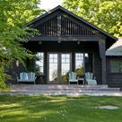 Style Watch: Michigan Lake Cottages - Cottage style decorating, renovating and entertaining Ideas for indoors and out