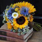 Rustic Sunflower Weddings