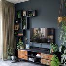 Industrieel tv meubel, stoere praktische blikvanger! - ZoSammieEnzo