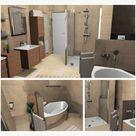 Badezimmer Ideen 4 Qm