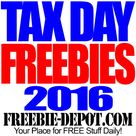 Tax Day Freebies