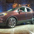 2017 Buick Encore Gets Fresh Looks, New Tech » AutoGuide.com News