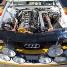 Audi Quattro S1   Childhood Revisited Part 1   The news, articles, reviews, comments, prices of cars and motorbikes.