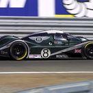 2002 Bentley EXP Speed 8  Bentley 3.995 cc. T  Andy Wallace  Butch Leitzinger  Eric van de Poele