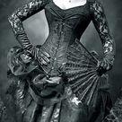 Gothic Corset Dresses