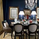 Transitional Dining Rooms