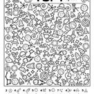Free Printable I Spy Outer Space Game   Paper Trail Design