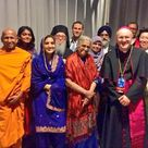 Beautiful Behind The Scenes Photo As Faith Leaders Wait To Meet Pontifex Popeinnyc Scene Photo Behind The Scenes Singh