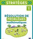 Résolution de problèmes niveau 1 - CP-CE1 (+ CD Rom)