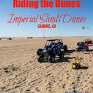 Imperial Sand Dunes Recreation Area - Airman to Mom