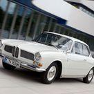 BMW 3200 CS Bertone Coupe  1965