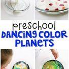 Preschool: Space - Mrs. Plemons' Kindergarten
