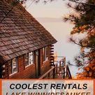 Top Lake Winnipesaukee House Rentals: Lake Houses + Vacation Rentals