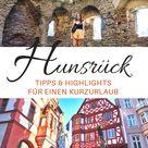 Urlaub im Hunsrück: Wandern, Wein und Fachwerkstädtchen