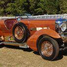 1939 Lagonda V12 Rapide Tulipwood Tourer