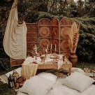 Styled Shoot || A Moroccon Inspired Relaxed and Natural Wedding - Bride and Tonic