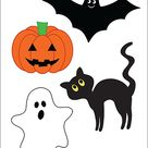 Bats | Free Printable Templates & Coloring Pages