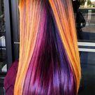 Purple And Orange Combo
