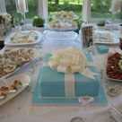 Tiffany Bridal Showers