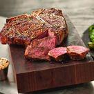 Grilled Steaks