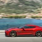 2017 Aston Martin Vanquish Zagato Gets the Green Light for Limited Production