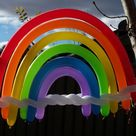 Rainbow Balloons