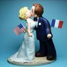 French Wedding Cakes