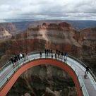 Suspension Bridge Lets Visitors Walk Straight Off A Cliff [Pics]