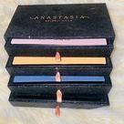 ABH Vault ABH Vault Eyeshadow Palette Includes 4 Eyeshadow Palette, 1 Glitter Box Storage Price firm No trades Anastasia Beverly Hills Makeup Eyeshadow