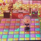 I made a dance floor for my islanders and they have seemed to love it!
