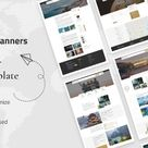 Holiday Planners — Travel & Tour HTML5 Template | Stylelib