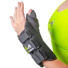 Thumb & Wrist Splint   Tendonitis Hand Spica Brace for De Quervain's Tenosynovitis   Left / XS