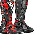 Sidi Crossfire 3, Støvler sort/neonrød