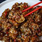 KKANPUNGGI KOREAN SPICY GARLIC FRIED CHICKEN RECIPE