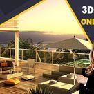 3D Architectural Interior Design Online Course