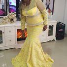 50+ Sophisticated and amazing lace styles to rock - Stylish Naija