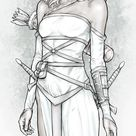 Tess the Sorceress by staino on DeviantArt