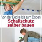 Schallschutz selber bauen | selbst.de