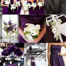 Deep Purple Wedding