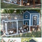 20 DIY Wood Chicken Coop Free Plans For 2021