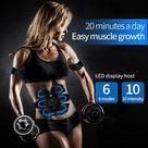 Electric Abdominal Muscle Stimulator Massager