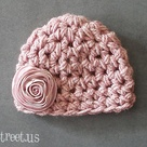 Girl Crochet Hat