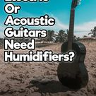 Do Electric Or Acoustic Guitars Need Humidifiers Acoustic Guitar Rock Guitar Acoustic