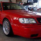 Heap of the Week 1995 Audi S6 Avant