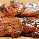 Boneless Pork Loin Chops