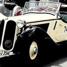 1934 36 BMW 319/1 Sport roadster