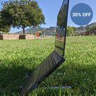 UsSmartDesk™ Aluminium Laptop Holder for Notebook