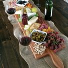 42 Inch OAK Extra Large Wooden Serving Platter- Cheese Board with optional engraving