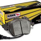 Hawk Sector 27 Rear Rotors and PC Pads Kit Cadillac CTS 2008